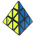 Pyramid Shaped 3*3*4  Smooth Speed Magic Cube Black