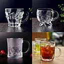Novelty Drinkware, 200 ml Decoration Glass Coffee Water Glass