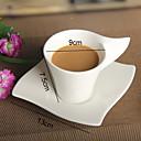 Novelty Camouflage Drinkware, 55/125 ml Decoration Ceramic Milk Water Coffee Mug Honey Dipper