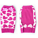 Dog Coa Dog Clothes Spring/Fall Solid Sports Casual/Daily