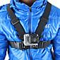 Adjustable Black Chest Mount Harness for GoPro Hero 3+/3/2/HD