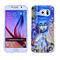 Beautiful Scenery TPU Soft Back Cover Case for Samsung Galaxy S6