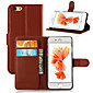 Wallet Phone Case Stand PU Leather Case Cover Leather Case  for iPhone 6s 6 Plus