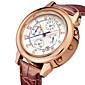 MEGIR® 2015 Men Watch of Fashion Unique Design with Duplex Dial Luxury Brands Quartz Watches Cool Watch Unique Watch