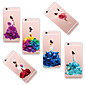 MAYCARI®Flower Spirit Soft Transparent TPU Back Case for iPhone 6/iphone 6S(Assorted Colors)