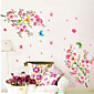 Beautiful Peach Removable Wall Stickers